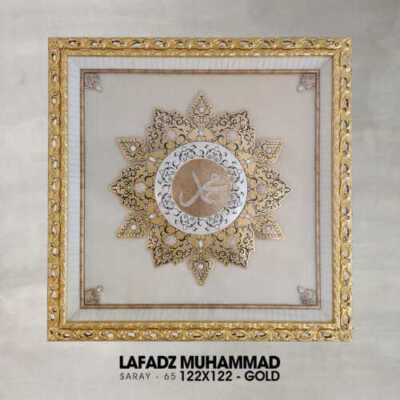 Saray 65 Muhammad – Gold